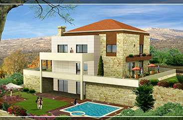 haroun-domain-villa-model-1-back